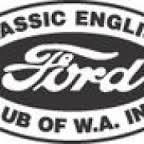 Classic English Ford Club of WA
