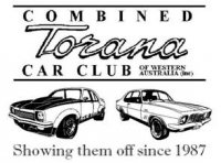 Combined Torana Car Club