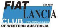 Fiat Lancia Club of Western Australia Inc