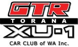 GTR Torana XU-1 Car Club of WA Inc.