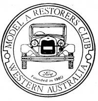 Model A Restorers Club of WA Inc