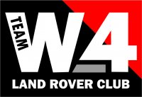 TeamW4 Land Rover Club
