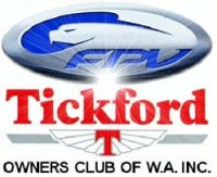 FPV/Tickford Owners Club WA