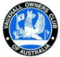 Vauxhall Owners Club of Aust.