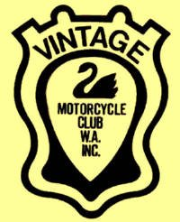 Vintage Motor Cycle Club of WA